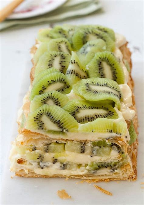 15 best images about kiwi desserts on pistachios fruit pizzas and cheesecake
