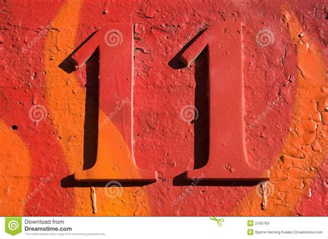 Red Grungy Number 11 Stock Photos Before And After Small Bathroom Makeovers Layout Design Tool Black White Teal Tile Ideas Wall Colors For Bathrooms Ideal Standard Spaces Red Redone