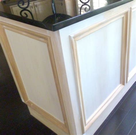 adding molding to cabinets pictures of molding added to kitchen cabinet doors