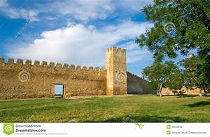 Ancient Akkerman Fortress, Ukraine Stock Photo - Image of ...