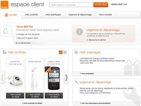acc 233 der 224 votre espace client avec votre contrat mobile assistance orange