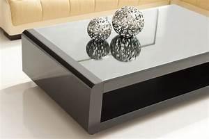 Moderne Tische Für Wohnzimmer : designer couchtisch wohnzimmertisch wohnzimmer tisch larentia schwarz lr0b neu ebay ~ Markanthonyermac.com Haus und Dekorationen