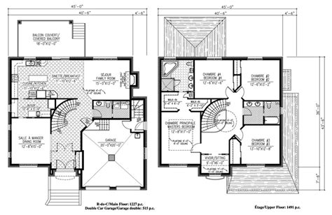 plan duplex 3d americain studio design gallery best design
