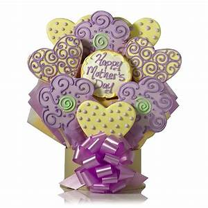 Mother's Day Wishes Cookie Gift Bouquet Delete