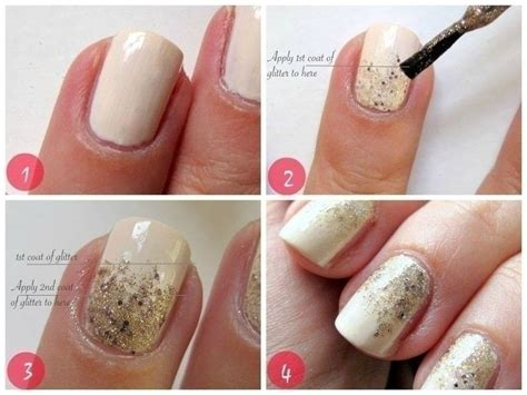 Gradient Glitter Nail Art Tutorial · How To Paint A