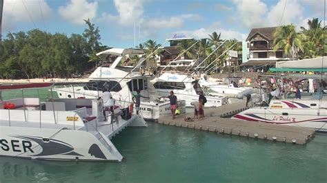 Catamaran Grand Baie Ile Maurice by Ile Maurice Excursion En Catamaran Retour Grand Baie Youtube