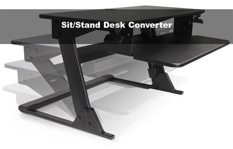 best standing desk converter pyramid reviews
