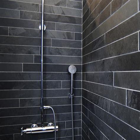 carrelage ardoise pour salle de bain