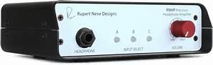 New Music Gear Monday: Rupert Neve RNHP Headphone ...