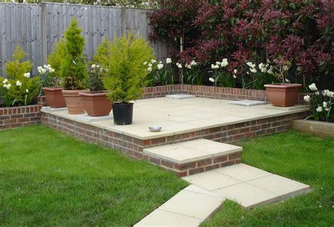 triyae backyard landscaping ideas with deck various design inspiration for backyard
