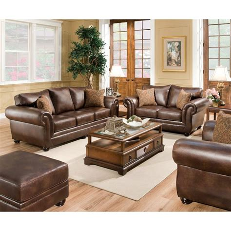 conns leather sofa big homey room set other and chairs