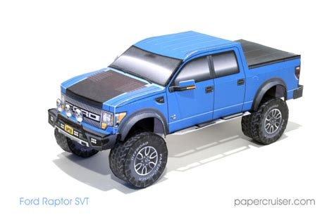 Ford Raptor Svt « Papercruiser.com
