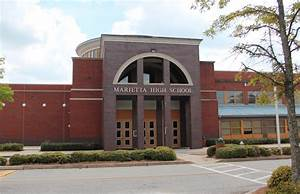File:Marietta High School, April 2017.jpg - Wikimedia Commons