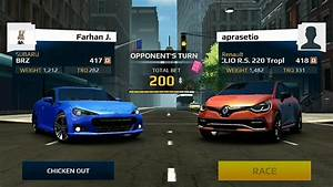 Asphalt Street Storm - PINKING TIPS!!! - YouTube