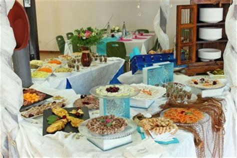 deco buffet froid images