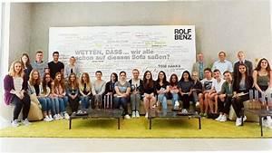 Rolf Benz Nagold : nagold realsch ler schnuppern bei rolf benz firmenluft nagold schwarzw lder bote ~ Markanthonyermac.com Haus und Dekorationen
