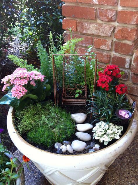 111 Best Fantasy Gardens  Fairy Container Gardens Images