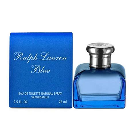 ralph blue by ralph eau de toilette spray 2 5 oz