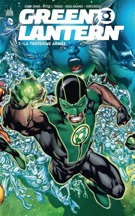 review green lantern tome 3 la 3 232 me arm 233 e dc renaissance comics 9emeart fr