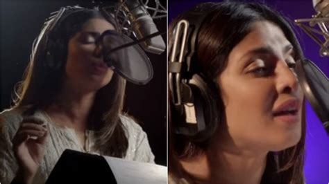 Priyanka Chopra Pays Tribute To Her Father, Croons First Marathi Song 'baba
