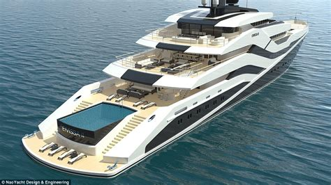 Yacht Boat Music by Eivissa Ii Is A Concept Yacht Named For The Mediterranean