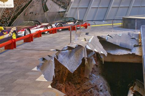 national corvette museum releases of recovery