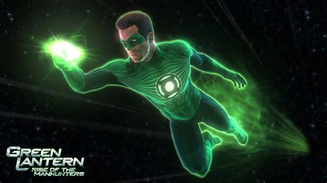 green lantern rise of the manhunters at wakesidevision