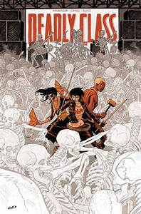 Deadly Class #29 (Level Cover) | Fresh Comics