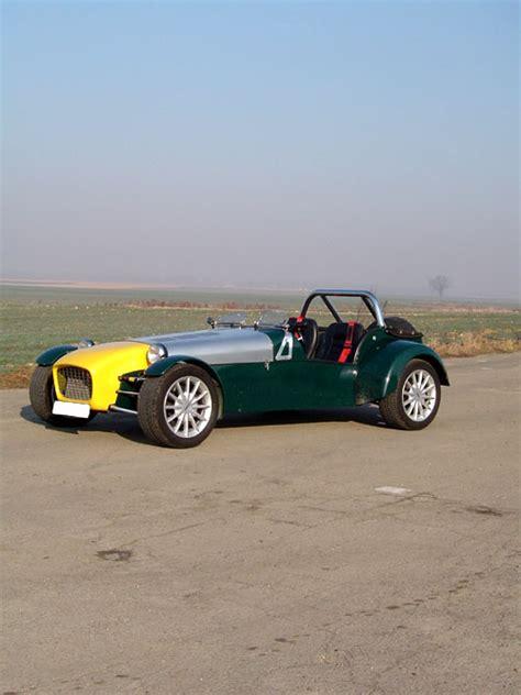 martin seven construire auto