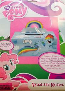 My Little Pony Valentine's Day Gift and Classroom Card Sets
