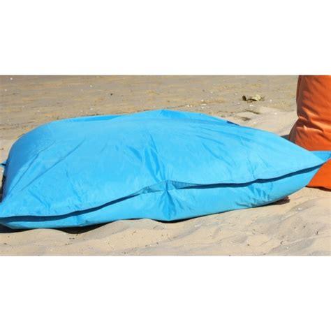 grand coussin piscine pouf 140x180 cm sitinbag pas cher achat