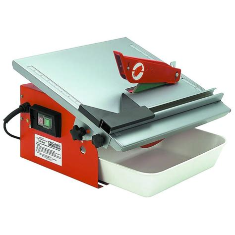 7 quot portable cutting tile saw all things glass