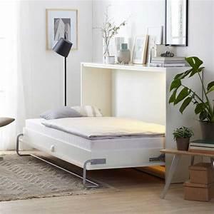 Schrank Im Schrank : gr e schrankbett 90x200 im wohnzimmer mit material aus mdf aus wei schrank bett mit modern ~ Markanthonyermac.com Haus und Dekorationen
