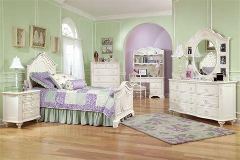 Beautiful Girls White Bedroom Furniture  Editeestrela Design