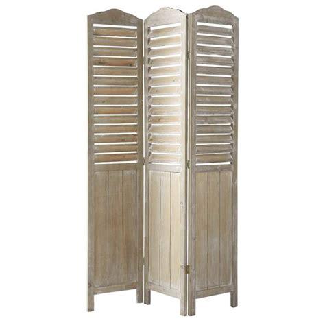 paravento in legno l 106 cm eloise maisons du monde