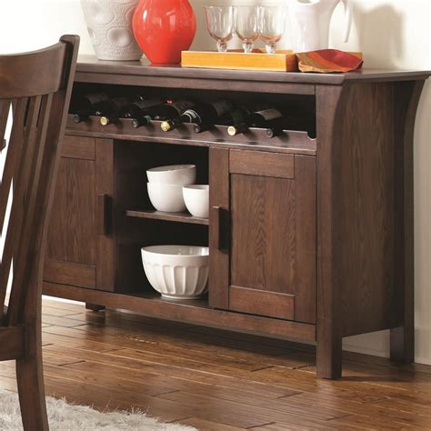 Coaster Rivera 103645 Brown Wood Buffet Table In Los. Desk For Drawing. Girls White Desk With Hutch. Toe Kick Cabinet Drawer. Mac Desk. Multi Screen Desk. Restaurant Wood Table Tops. 6 Drawer Slides. Parts Storage Drawers