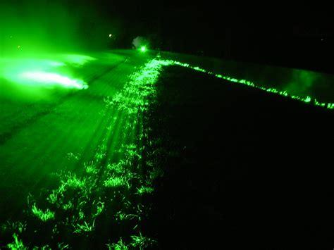 200mw le torche laser vert hightech