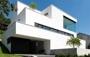 Bauhaus Türen Preise : haus des jahres 2012 3 platz wei e villa im bauhaus stil sch ner wohnen ~ Markanthonyermac.com Haus und Dekorationen