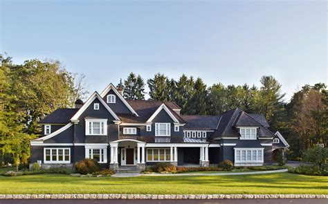 25 best ideas about big houses on big houses house plans exterior traditional with large mahogany