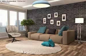 Wohnideen Wohnzimmer Türkis : sofa in braun wohnzimmer mit erdfarben einrichten ~ Markanthonyermac.com Haus und Dekorationen