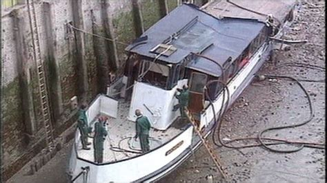Party Boat Thames Disaster by Bbc News Uk England London Marchioness Boat