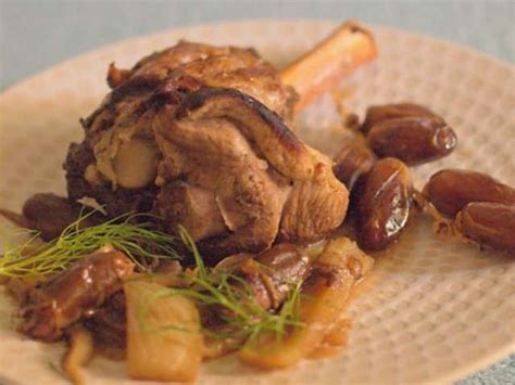 recettes de souris d agneau et dattes