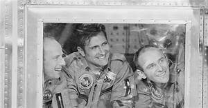 Richard Gordon, Astronaut Who Reached for Moon and Very ...