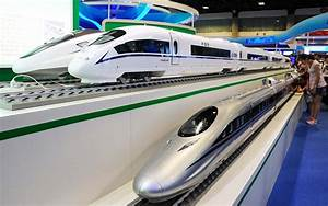 China Will Have 250-mph Bullet Trains Within Three Years ...