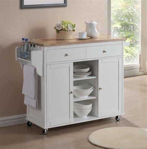 Mobile Kitchen Cabinet  Eat, Drink, And Entertain Your