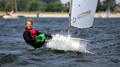 Boot Optimist by Bootsklassen 171 J 252 Ngsten Und Regattagruppe 171 Ausbildung