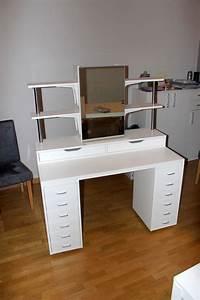 make up vanity An affordable IKEA dressing table (makeup vanity) - IKEA ...