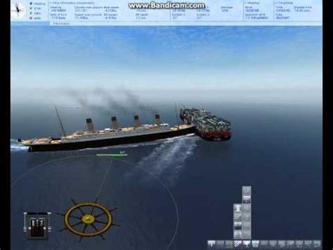 ship collision videolike