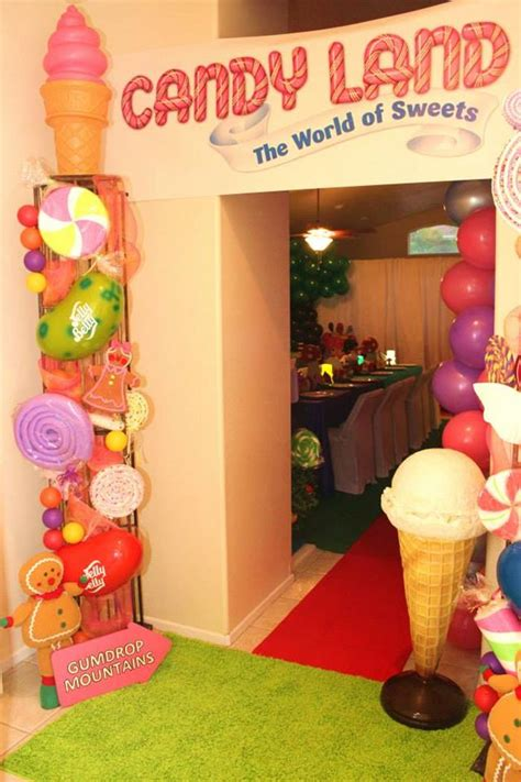 Kara's Party Ideas Willy Wonka's Candyland Wonderland