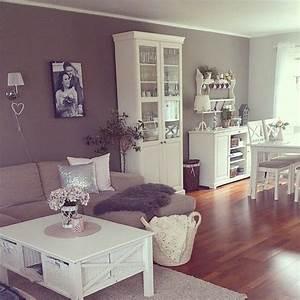 Wohnzimmer Gestalten Grau : wohnzimmer mit essbereich gestalten ~ Markanthonyermac.com Haus und Dekorationen
